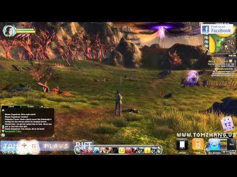 (Part 2) Rift Official Gameplay MMO MMORPG Online HIGHEST SETTINGS HD