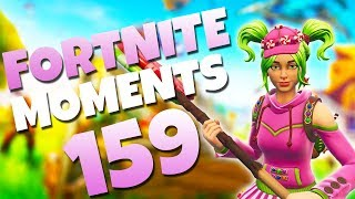 THE BEST MID-AIR CLINGER STICK EVER! (BONELESS EMOTE TRICK) | Fortnite Daily & Funny Moments Ep. 159