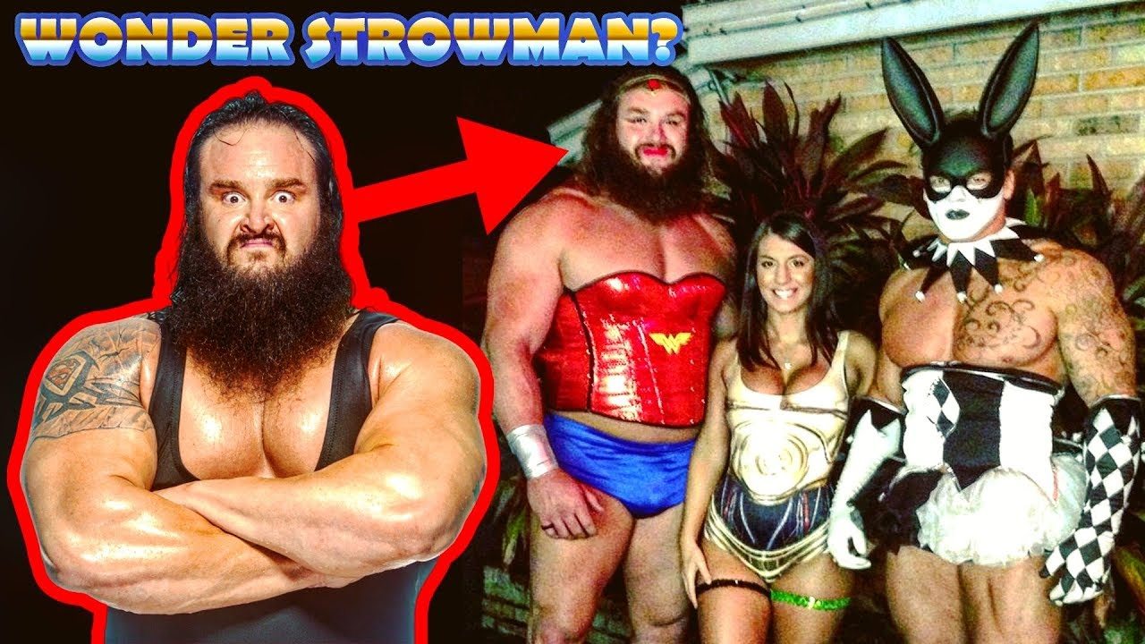 Braun Strowman Wonder Woman