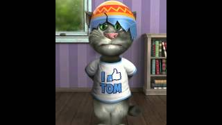 husband and wife talking tom