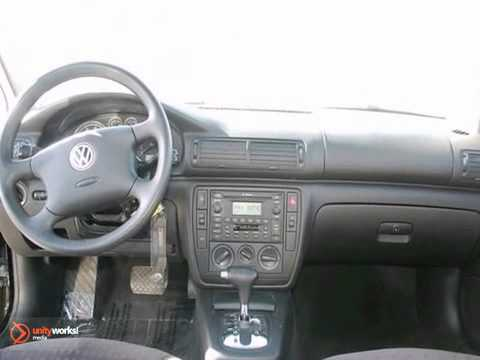 2002 Volkswagen Passat #T4144 In Denver Englewood, CO