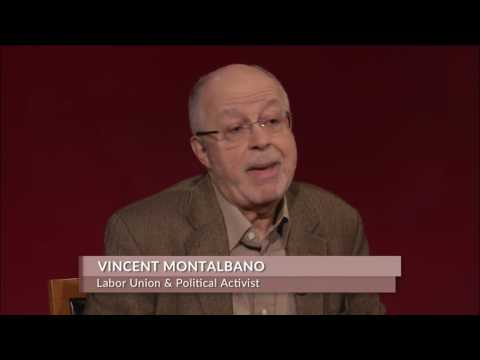 Eldridge & Co. -Vincent Montalbano: Labor Union & Political Activist