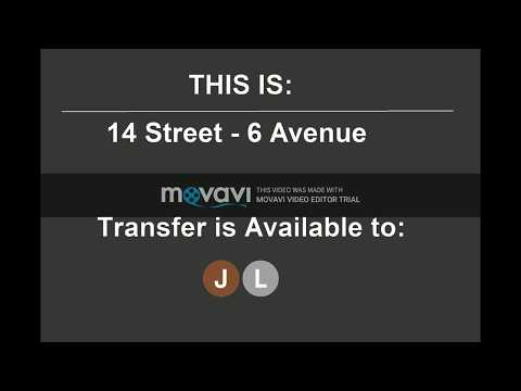 R160 - (E) Train to 14 St Announcements [Outside World]