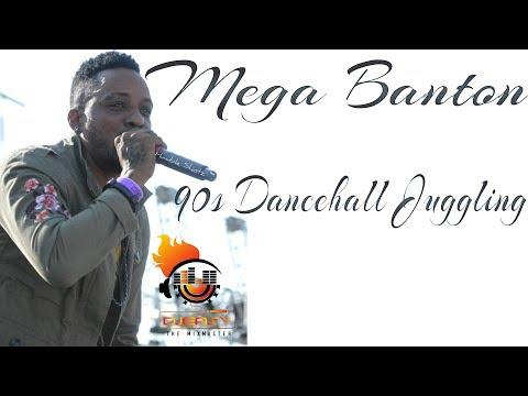 Mega Banton Best of 90s Dancehall Hits Mix By Djeasy