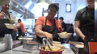 Chipotle Says Customers Didn't Ask for Spiciness Change at ShopHouse(Chipotle's sole ShopHouse location has done well enough that management is opening two more of the Asian restaurants. Rex Moore visited the Washington, ..., 2012-12-06T15:38:28.000Z)