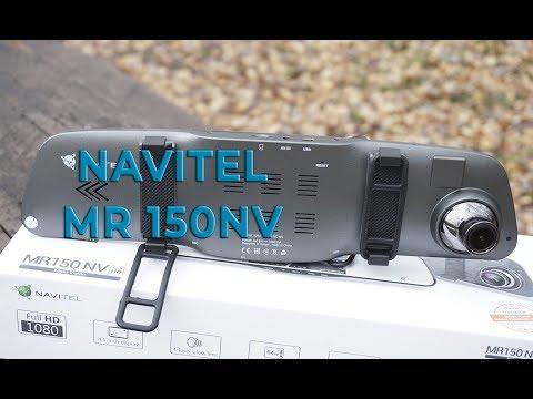 Обзор видеорегистратора NAVITEL MR 150NV