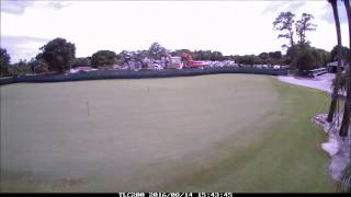 Time Lapse of Quail Ridge Country Club's Clubhouse Getting Demolished