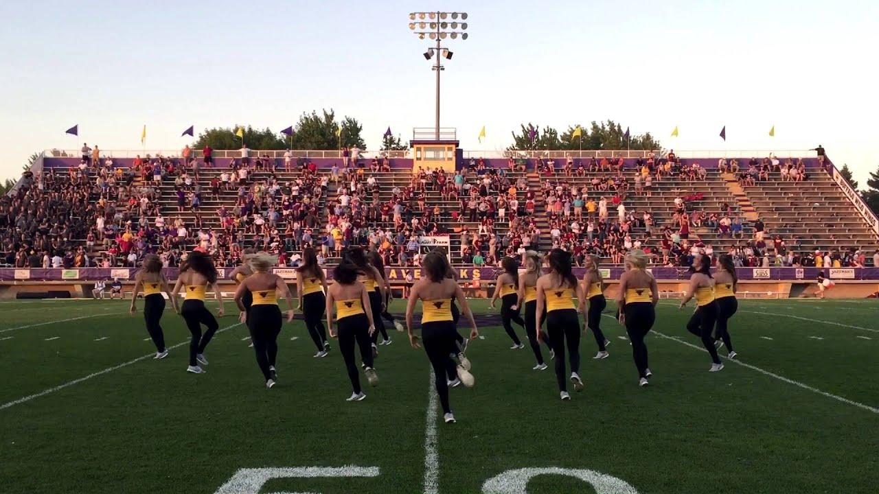 Minnesota state mankato - Minnesota State University Mankato Dance Team Spirit Video 2016