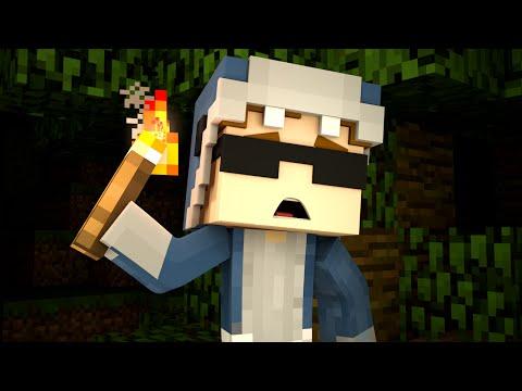 Minecraft Camp - CAMP ATTACK?!