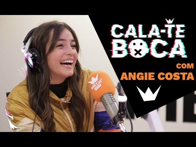 Mega Hits   Snooze - Cala-te Boca com Angie Costa