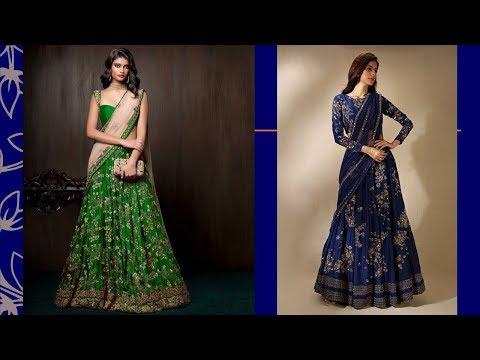 Elegant Bridal Wear Designs 2018