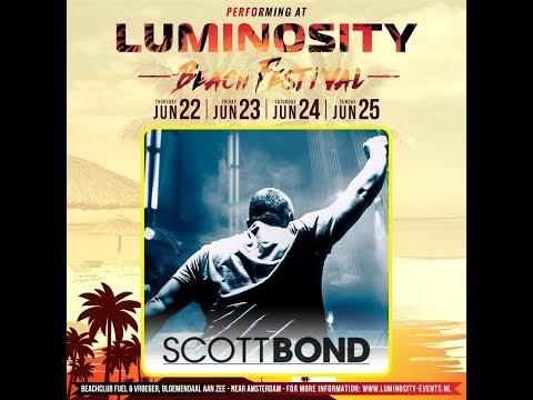 Scott bond b2b Matt Hardwick [FULL SET] @ Luminosity Beach Festival 25-06-2017