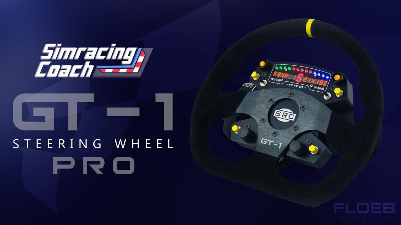 Steering Wheel SRC GT-1 PRO