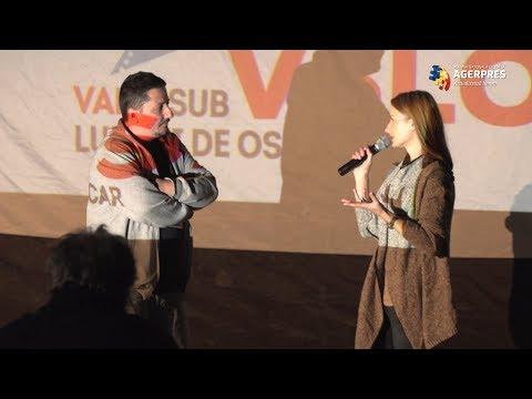 Documentarul AGERPRES 'Tărâmul dintre ape' a fost prezentat la VSLO