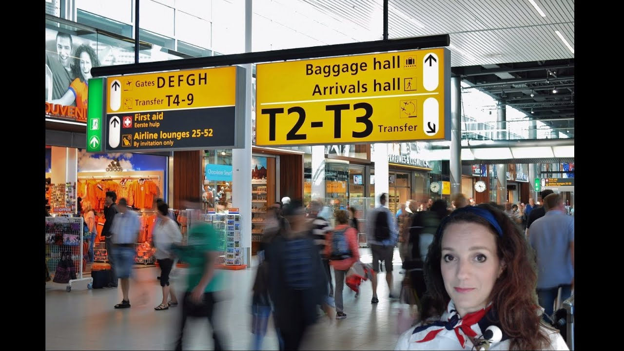 Travel English - Learn English phrases used at the Airport
