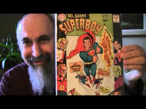 Comic Book Haul Set #5: Gold, Silver, and Bronze Age -- ASMR --- Male, Soft-Spoken, Crinkling