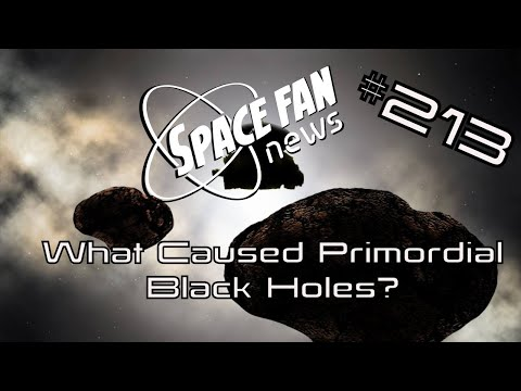 OSIRIS_Rex Flyby over Earth; VLA Gets an Upgrade; New Horizon's; Primordial Black Holes Explained