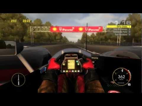 Race Driver Grid [HD] Le Mans Circuit de la Sarthe Audi R10 TDI onboard