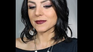 Vampy Holiday Makeup 2014 Thumbnail
