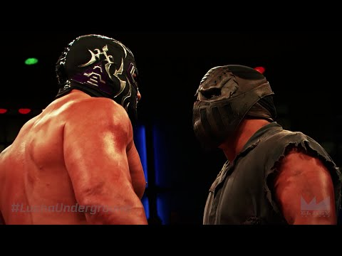 Lucha Underground 4/20/16: Highlights