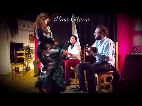 Alma Gitana, Amantia restaurant Birmingham, January 2018