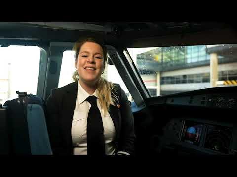 Lécole en vol easyJet #3 Comment mettre un avion en marche ?