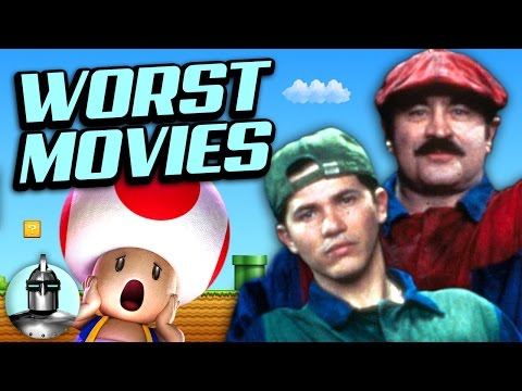 8 Worst Video Game Movies of ALL TIME   The Leaderboard