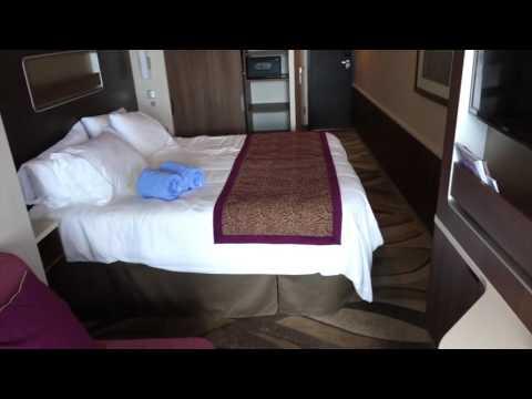 Norwegian Escape Cruise Ship Mini-Suite Cabin