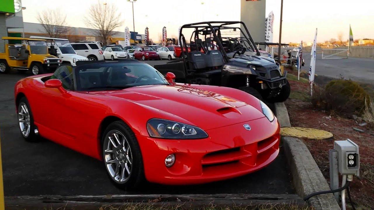 2006 dodge viper srt 10 convertible youtube rh youtube com 2015 Dodge Viper 2017 Dodge Viper
