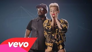 Will.I.Am feat. Miley Cyrus - Fall Down (Official) HD
