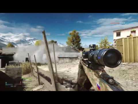 CZ Battlefield 4 Stream part.4,5 (Abrams)