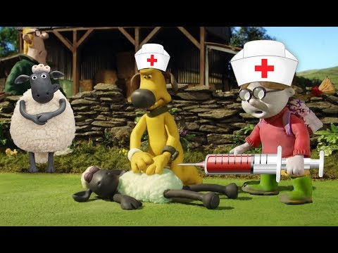 Shaun the sheep Full Episodes - The Best Collection #2   барашек шон все серии подряд на русском