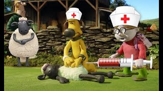 Shaun the sheep Full Episodes - The Best Collection #2 | барашек шон все серии подряд на русском