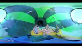 Ride Kraken 360-degree Video