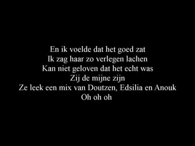 Kenny b - Parijs ( LYRICS)