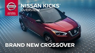2018 Nissan Kicks - Brand New Crossover