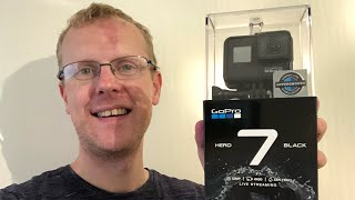 GoPro Hero 7 Black Unboxing - do you need to upgrade from the Hero 4 Silver