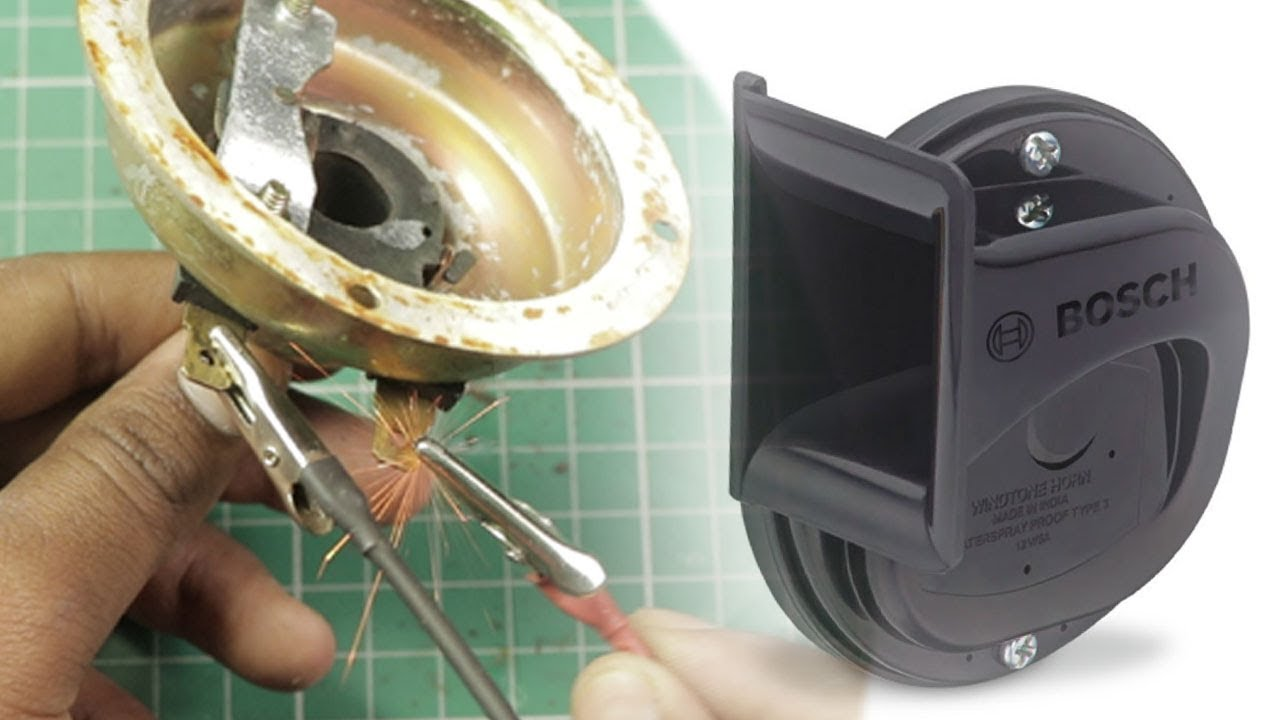 How to repair wind tone horn youtube repair wind tone swarovskicordoba Gallery