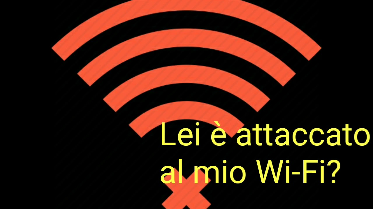 Lei mi ruba il Wi-Fi! _Parte 2_ *scherzo telefonico*
