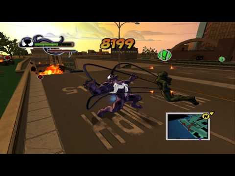 Ultimate Spider-Man: Playng as Venom