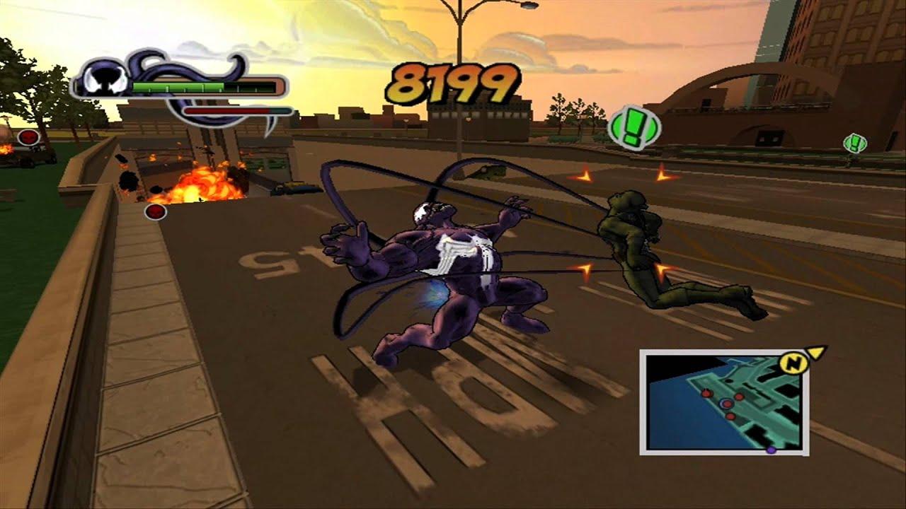 Resultado de imagem para Ultimate Spider Man game