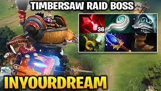 inYourdreaM 36 Blood Stone Charges RAID BOSS Timbersaw