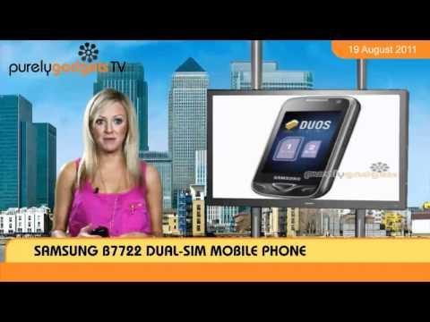 Samsung B7722 Dual-SIM Mobile Phone