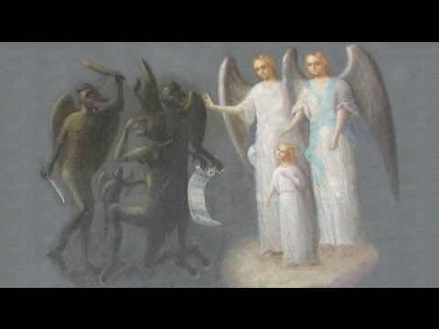 Мытарства преподобной Феодоры