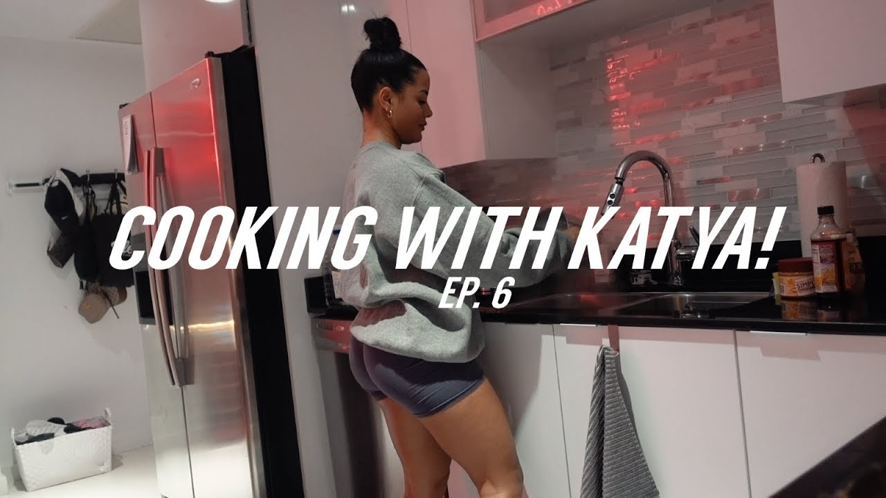 COOKING WITH KATYA! *Episode 6* one of my fav meals ever