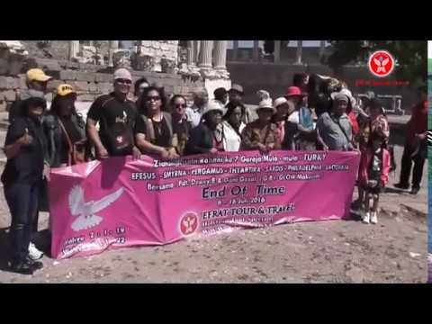 Ziarah 7 gereja mula mula turki  Asia Kecil  (7 Churches) EFRAT TOUR & TRAVEL