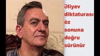Ayaqla işləyən İlham başla işləyən Əliyə qarşı...