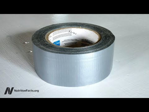 Duct Tape for Warts