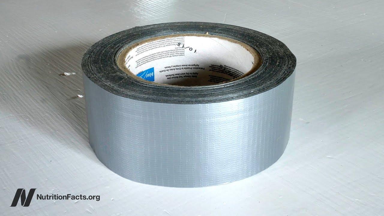 wart treatment tape)