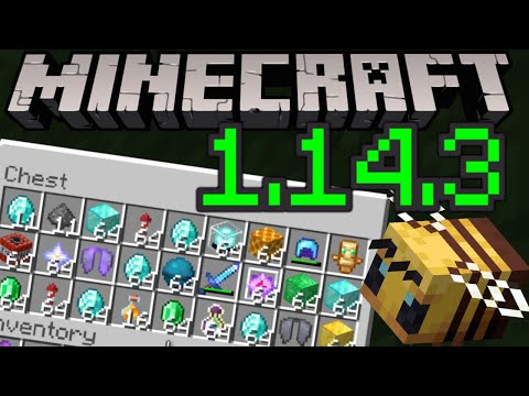 Minecraft 1.14.3 - ALL WORKING DUPLICATION GLITCHES 2020 TUTORIAL! XBOX,PE,PC,SWITCH,PS4